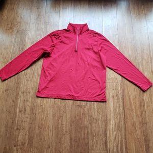 Greg norman active zip up jacket